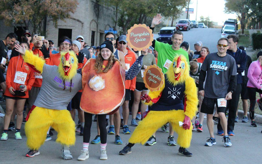 Pumpkin Spice 5K, 10K, & Half Marathon