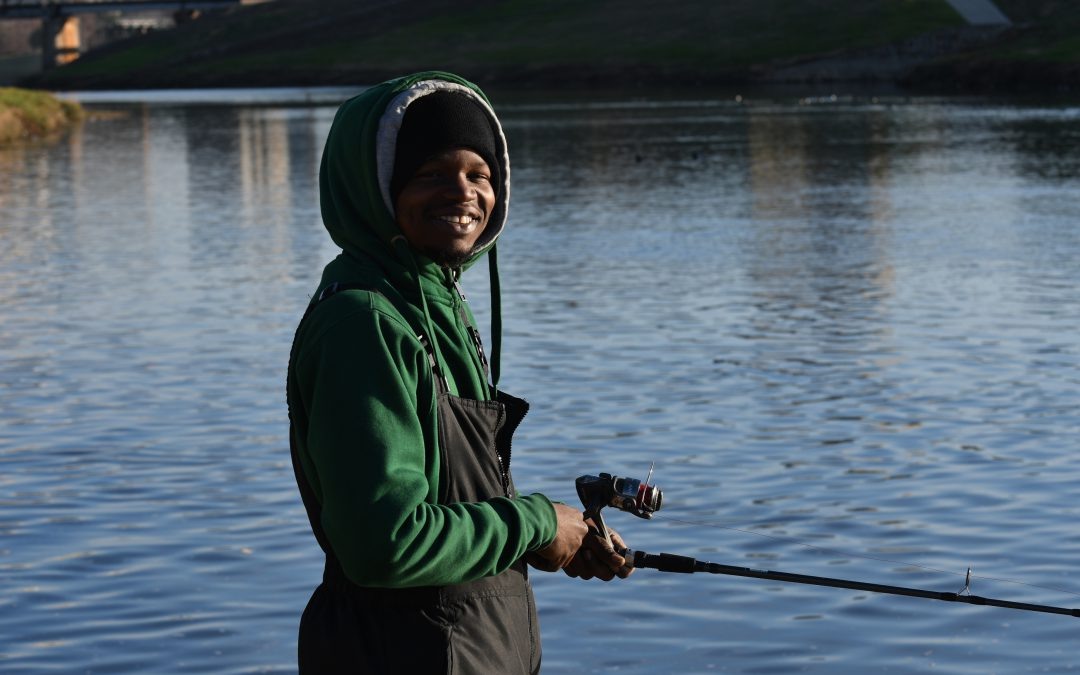 A look into the Trinity River trout stocking