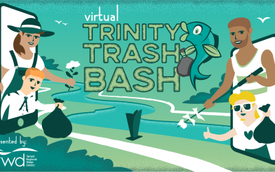 Join us for the Virtual Trinity Trash Bash