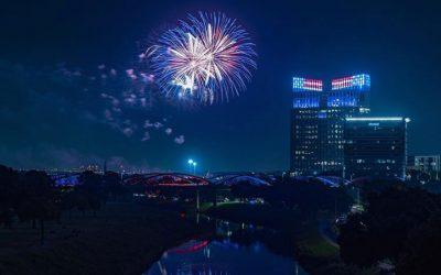 Fort Worth's Fourth 2020