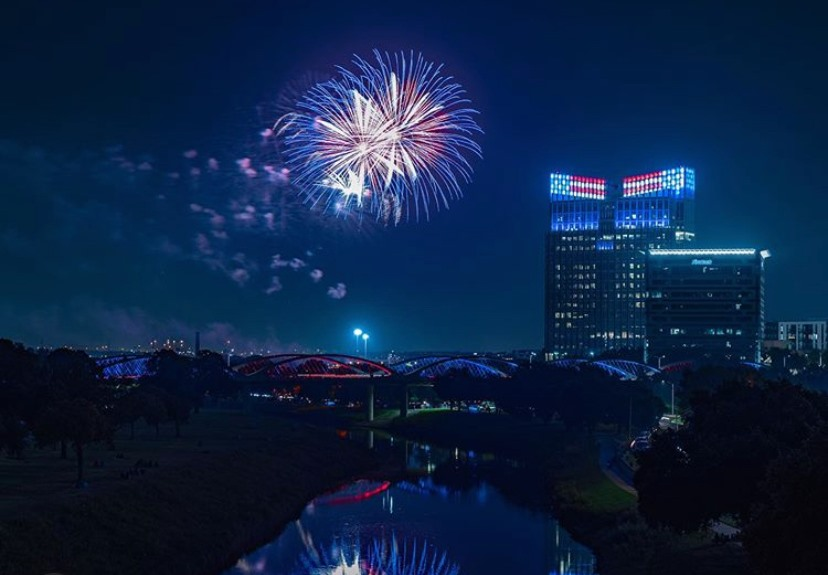 Fort Worth's Fourth 2020