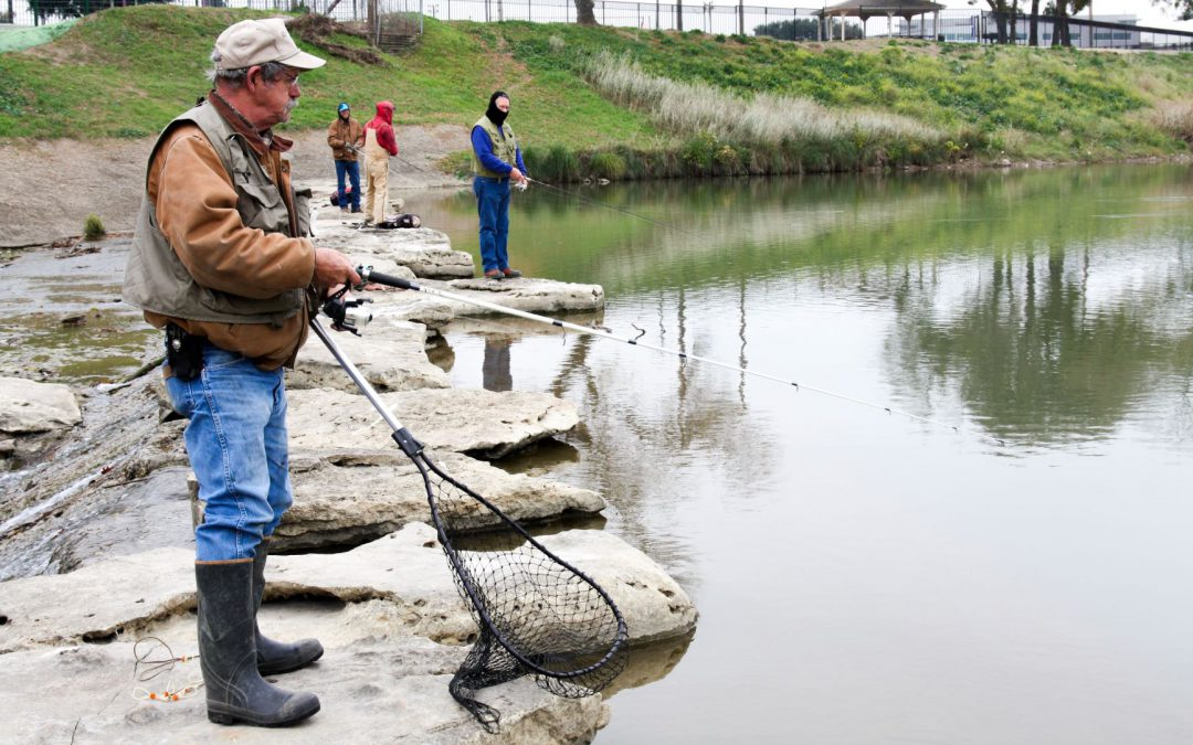 TRWD Trout Season Kicks Off December 10, 2020.