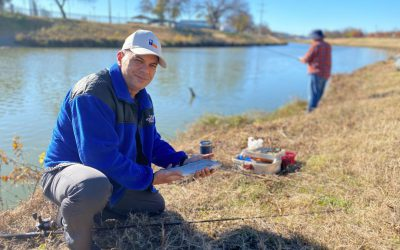 Celebrate the New Year at the January 4 Trout Stocking