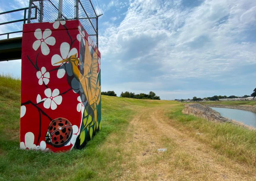 Painting the River: Chris Bingham