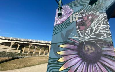 Painting the River: Jason Eatherly